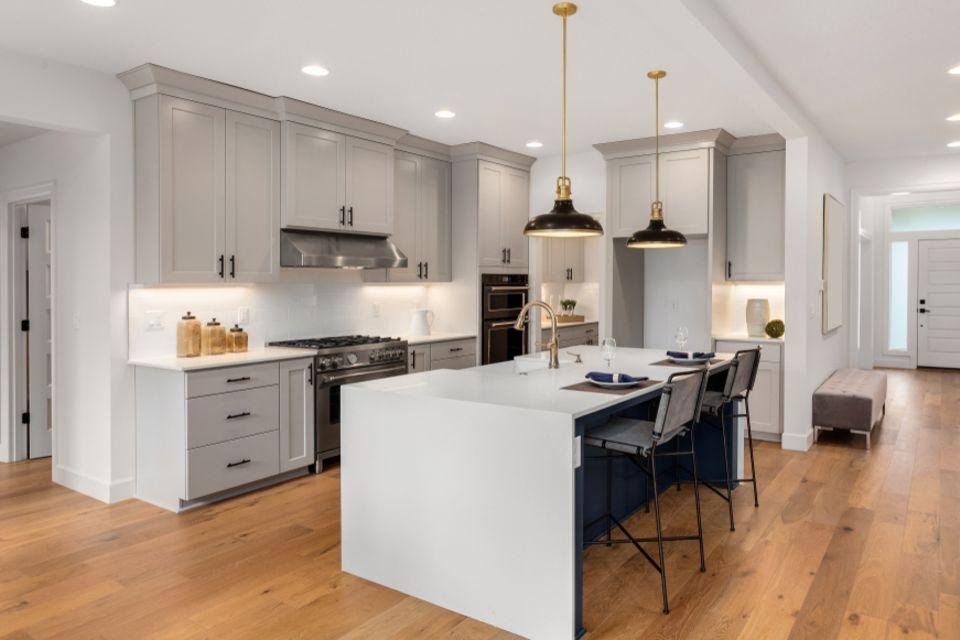 Küche renovieren: Offene Küche
