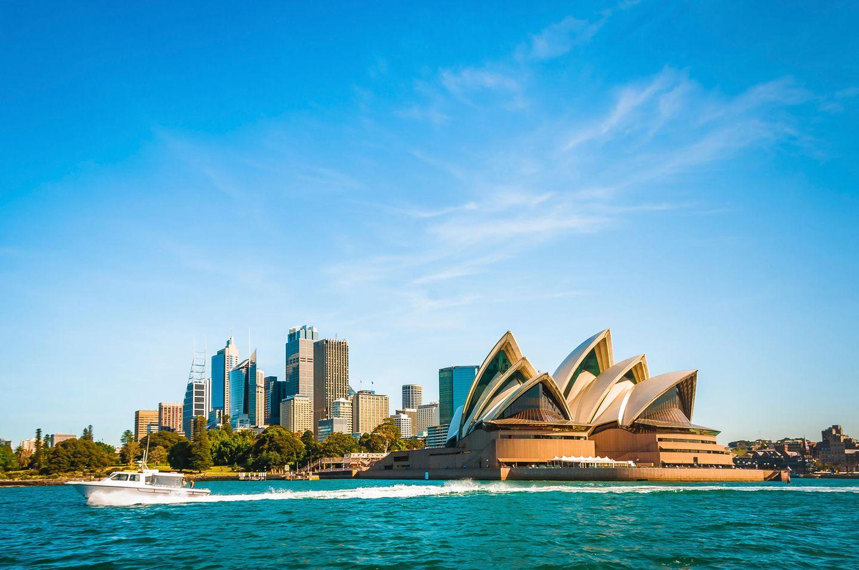 Reisen zu Frauen - Sydney