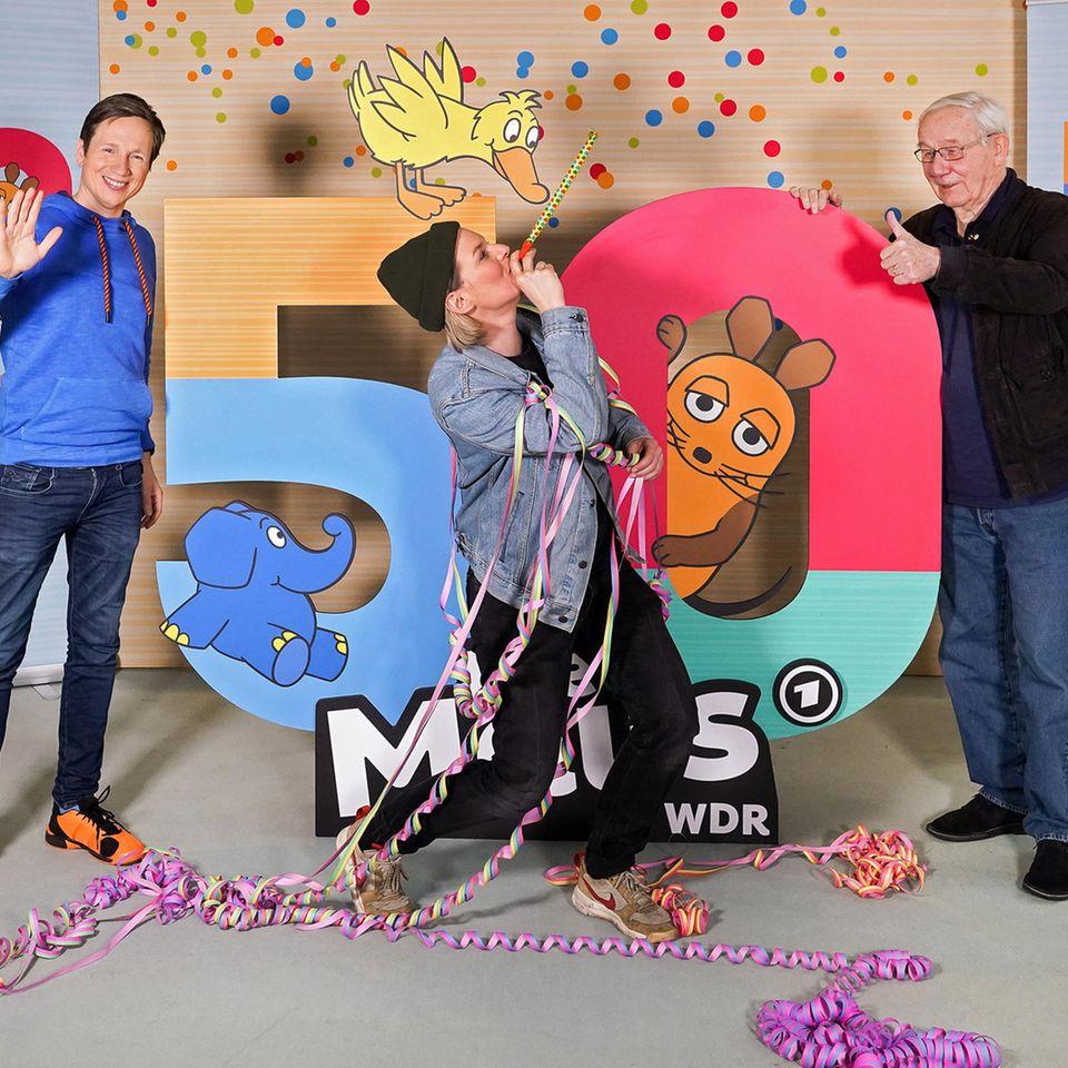 """50 Jahre """"Die Sendung mit der Maus"""""""
