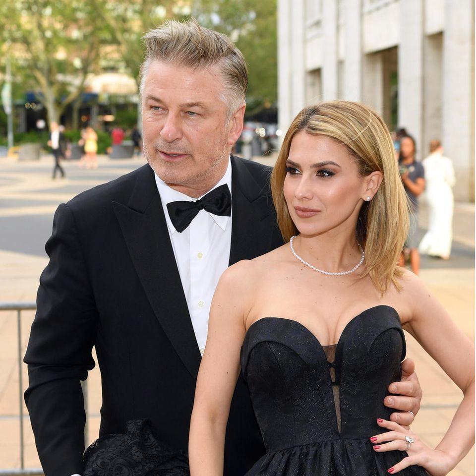 Alec und Hilaria Baldwin