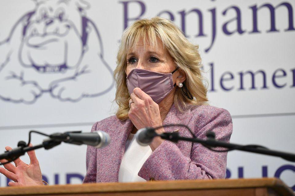 Jill Biden: Der Style der neuen First Lady