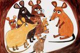 Sendung mit der Maus: Erster Maus-Auftritt 1971