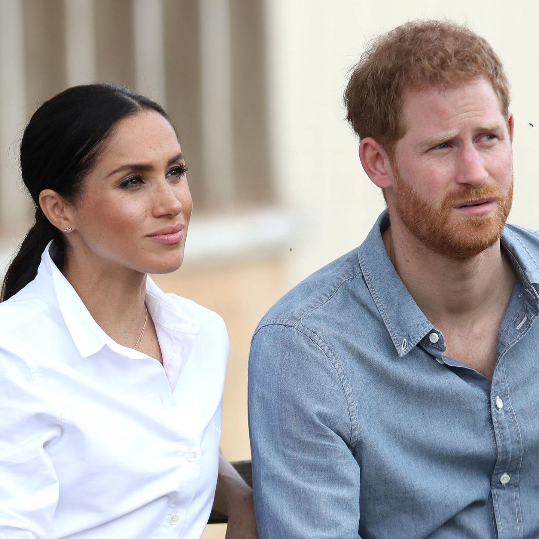 Duchess Meghan + Prince Harry