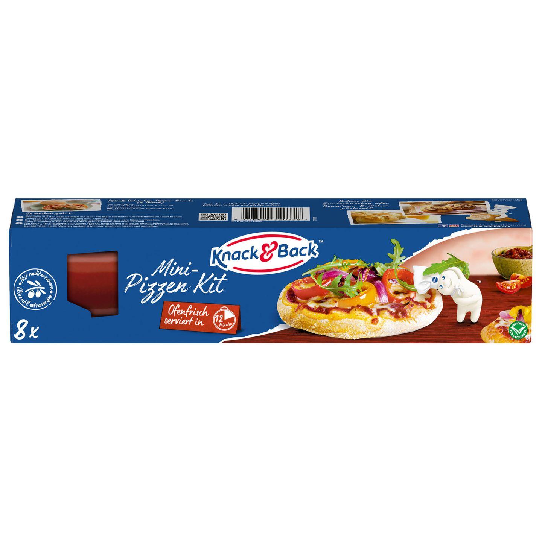 Food News: Knack&Back Mini-Pizzen Kit