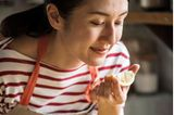 Definiere ein Lieblingsessen, dessen Kalorien künftig nicht mehr zählen, aber für richtig gute Laune sorgen.