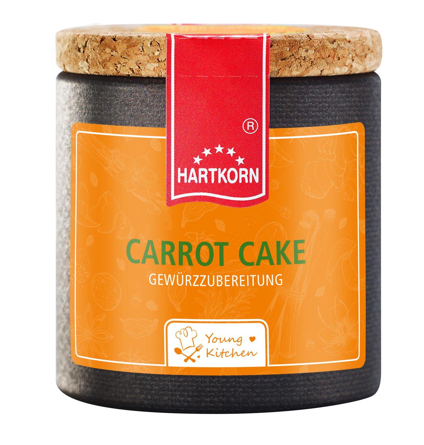 Food News: Hartkorn Carrot Cake Gewürz