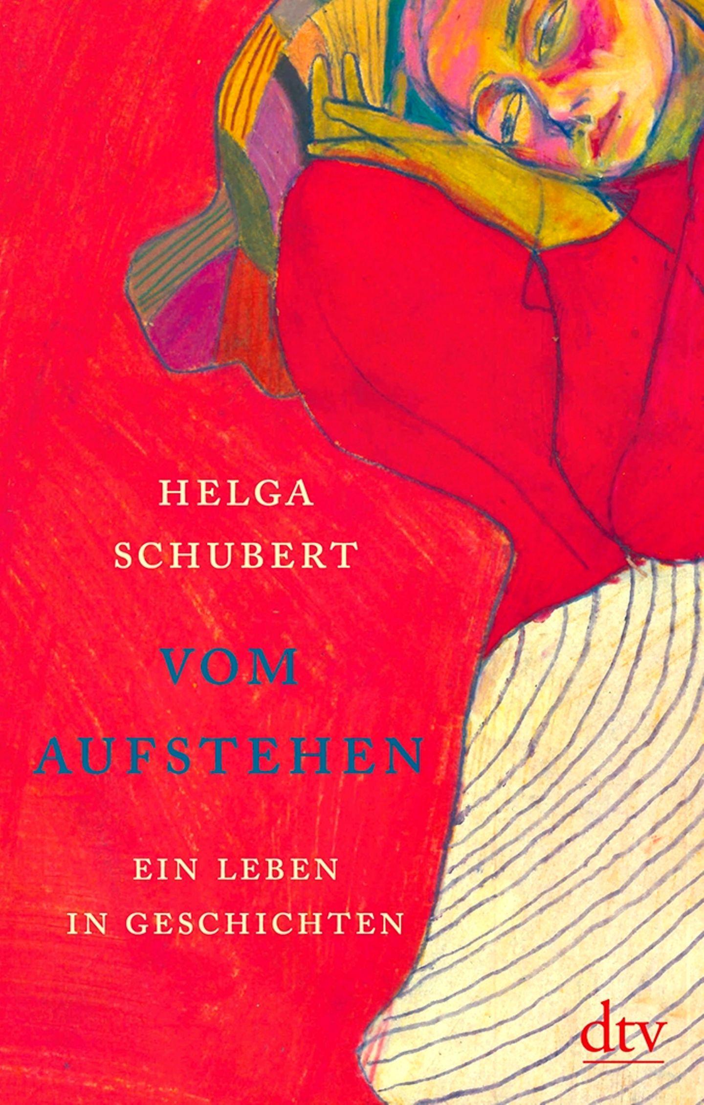 """Buchtipps der Redaktion: Buchcover """"Vom Aufstehen. Ein Leben in Geschichten"""""""