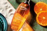Eine Perle aus dem Hause Biotherm: Dieses Körpersprayriecht unwiderstehlich! Der frische Duft ist gleichzeitig intensiv aber auch leicht. Die Komposition aus Orangen, Mandarinen und Zitronen erfrischt und belebt die Sinne. Die Sprühflasche zerstäubt das Produkt sehr fein und weit, sodass ihr eingleichmäßiges Dufterlebnis genießen könnt. Eau d'Energie bei Pafumdreams, um 25 Euro.  Mit der BRIGITTE Shopping Card bekommt ihr bei Pafumdreams vom 17. März bis 5.April 2021 15Prozent Rabatt.