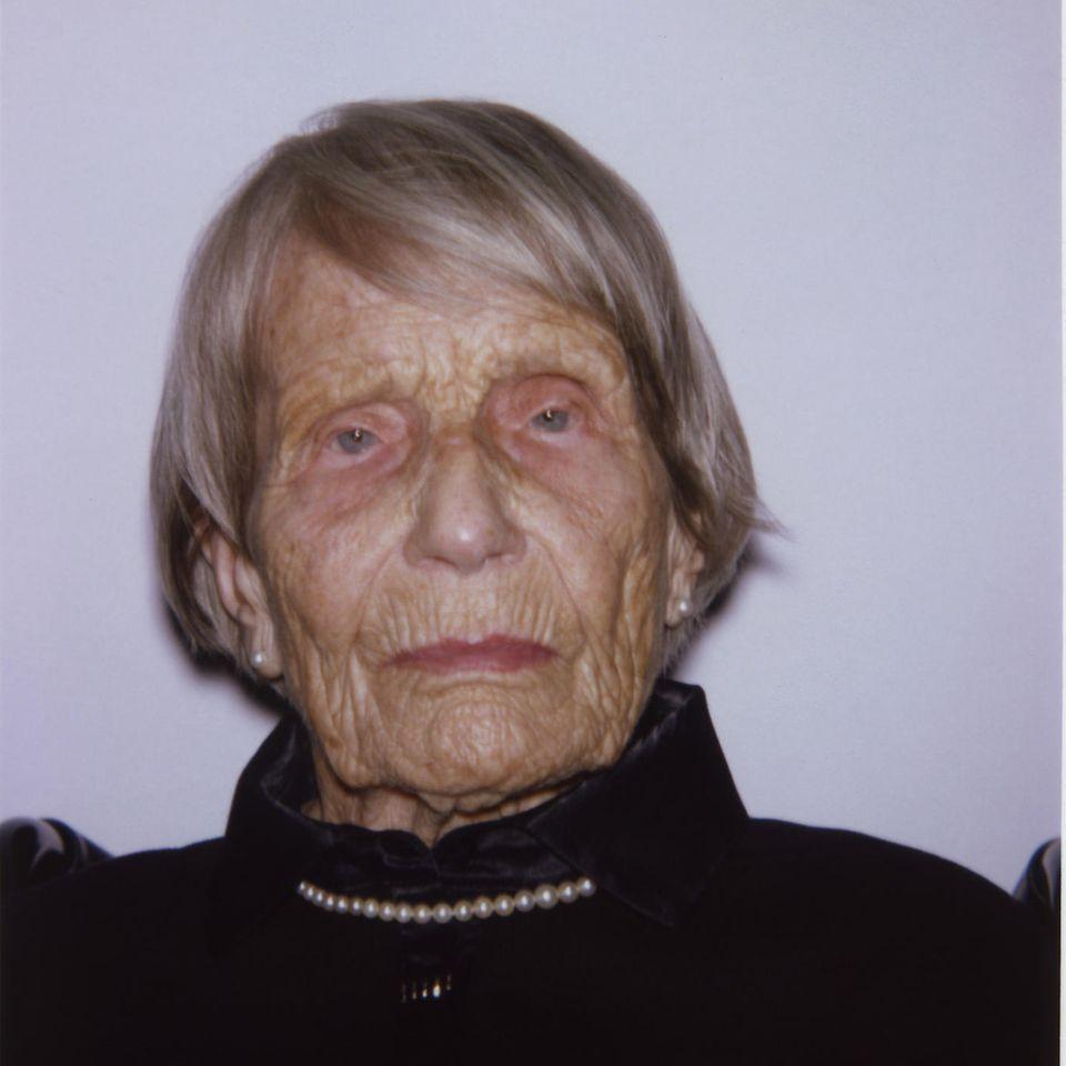 Frausein: Frau Portrait