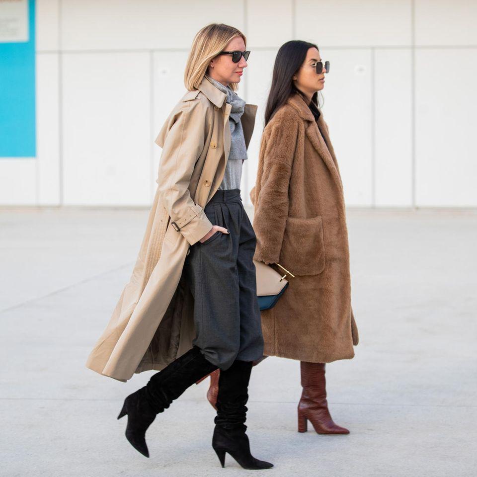 Paris Fashion Week: Wir wissen schon jetzt, was im Herbst und Winter Trend wird