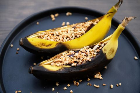 Bananen grillen: Schokobananen vom Grill