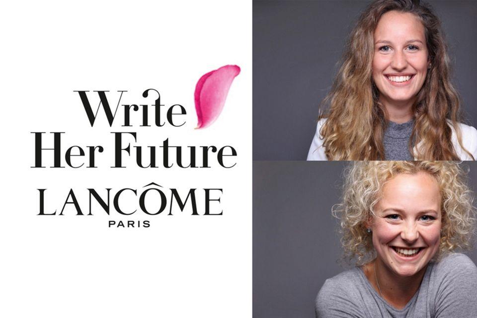 """""""Write her future"""" sorgt für mehr Selbstvertrauen"""