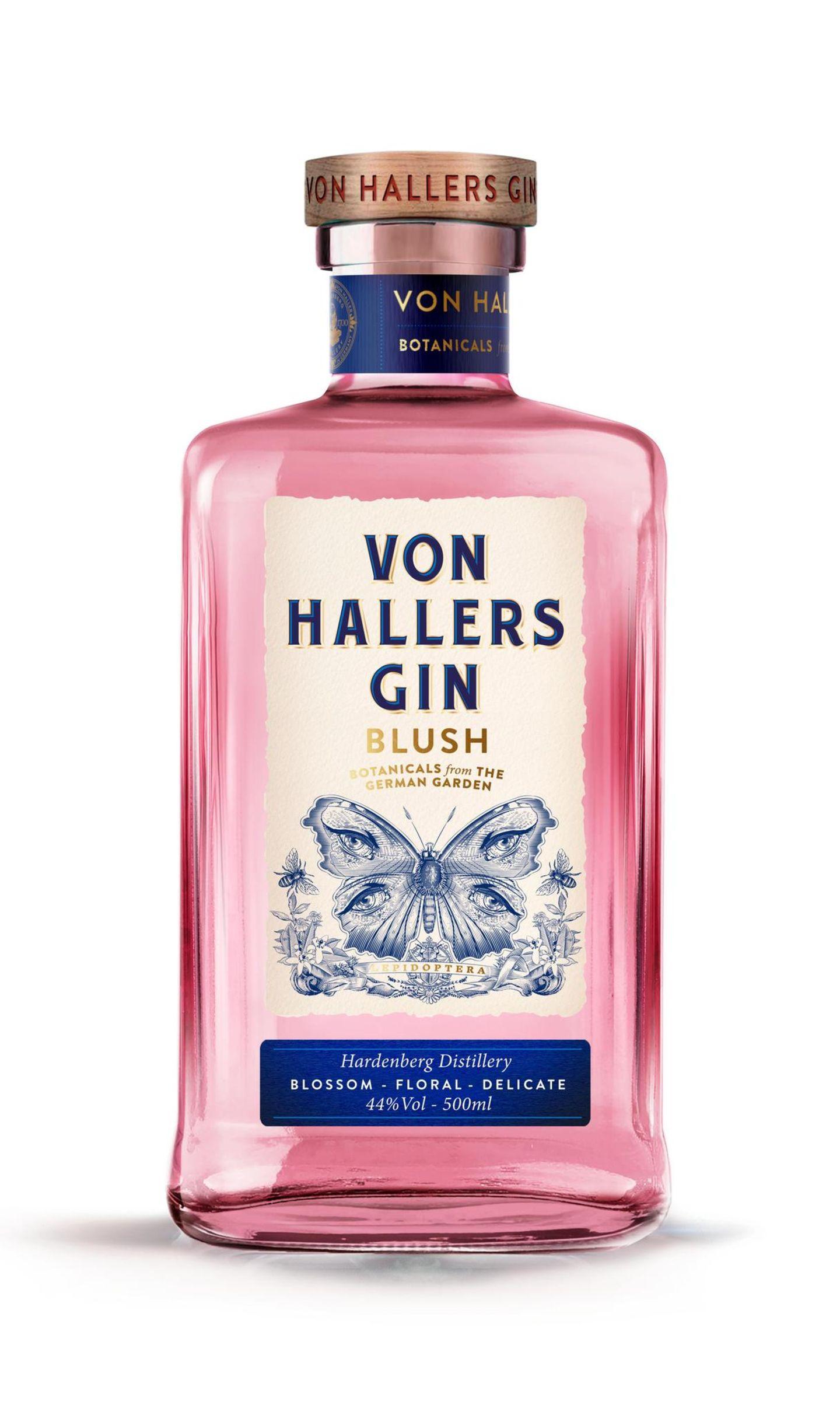 Food News: VON HALLERS Gin Blush