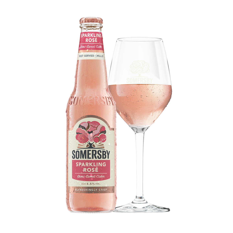Food News: Somersby Sparkling Rosé