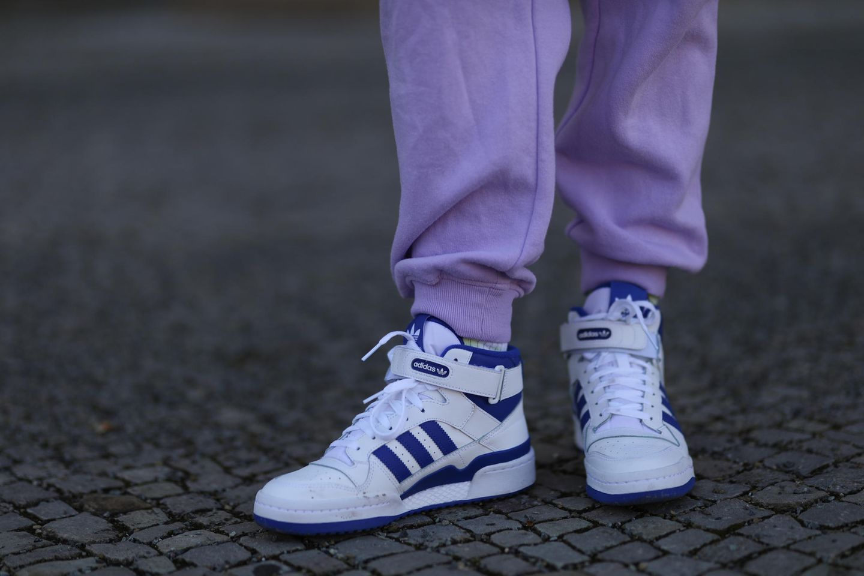 """Der Sneaker-Trend 2021: Der Adidas """"Forum 84"""""""