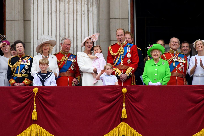 Mitglieder der royalen Familie