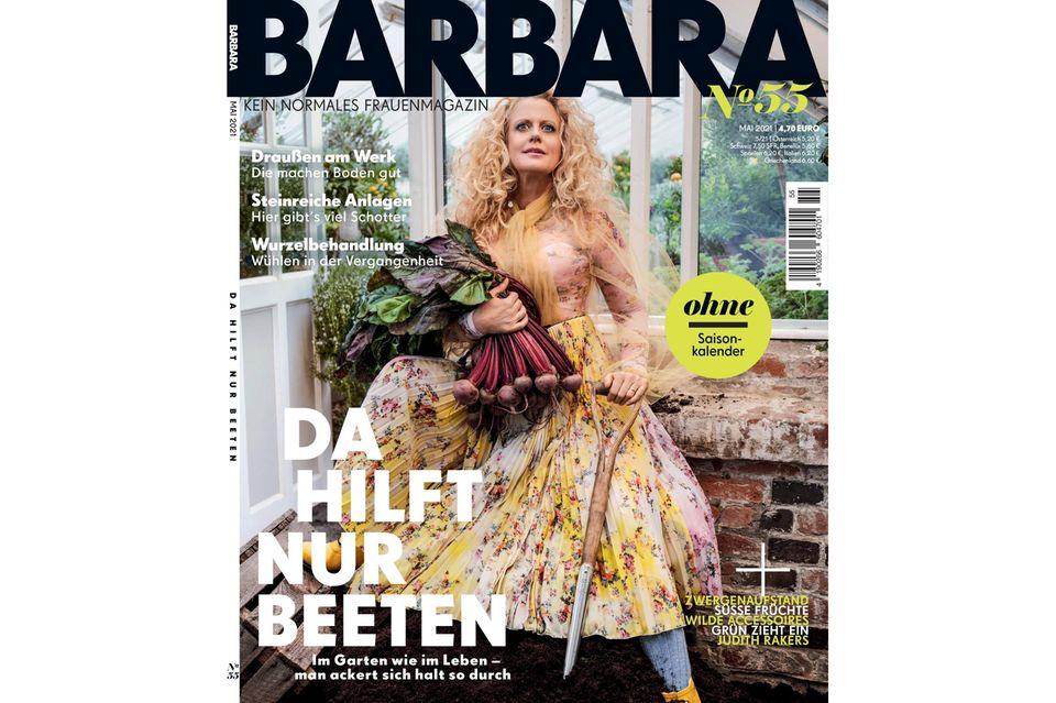 Das neue BARBARA-Magazin ist jetzt im Handel!