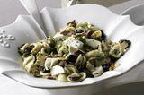 Orecchiette mit Oliven