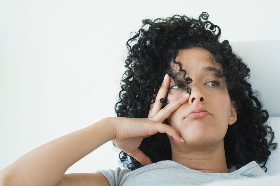 Psychologie: Eine kluge Frau, die dumm guckt