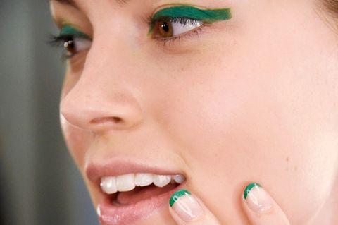 Diese Trendfarbe ist überall: Alle lieben Mint!