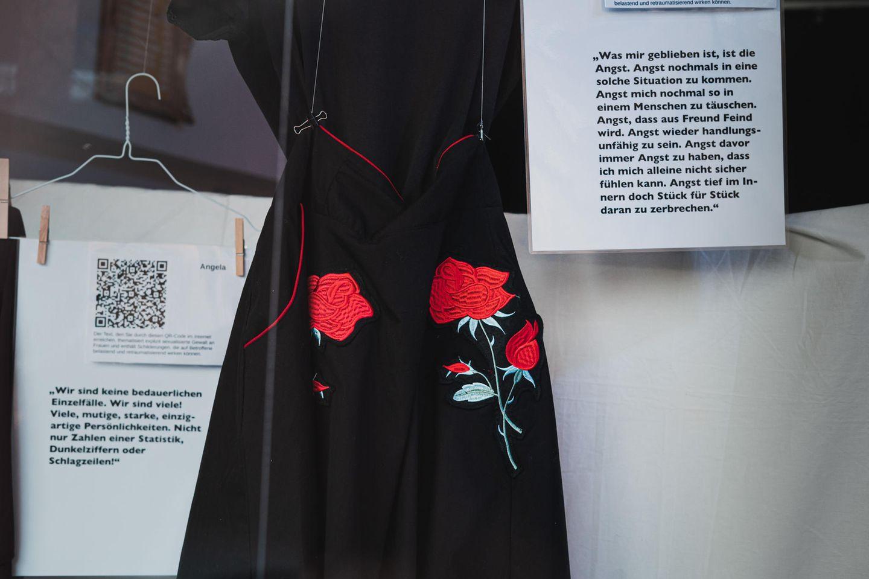 Ausstellung: Rock im Schaufenster