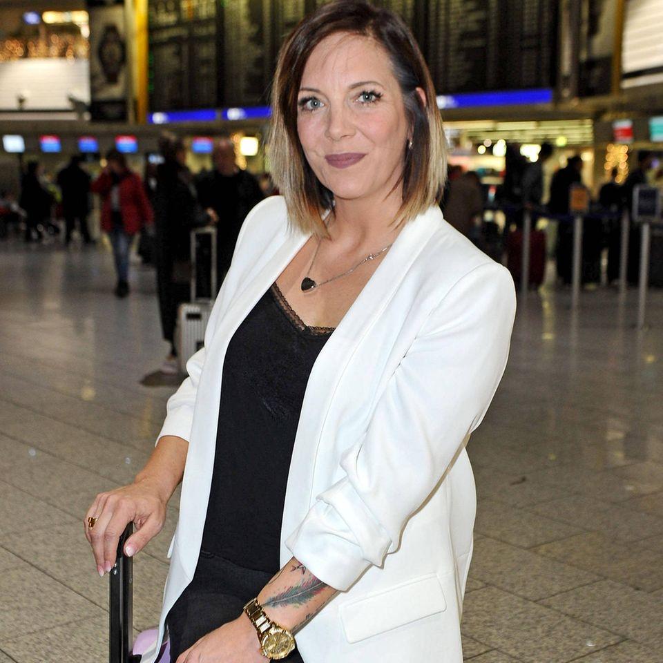 Danni Büchner: Neuer Look nach der Trennung