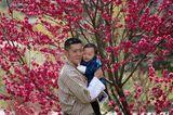 Bhutan-Royals: König Jigme und Prinz Ugyen