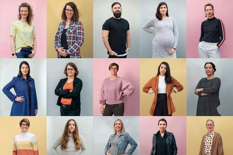 GleichesfürEltern: Männer und Frauen