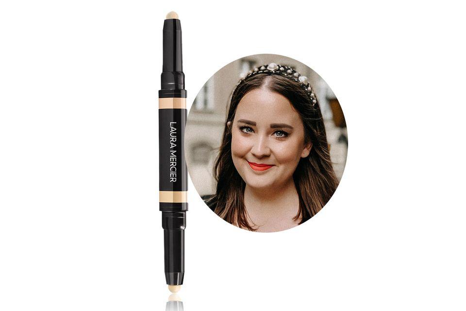 Beauty-Redakteurin Ann-Christin hat denSecret Camouflage Brighten & Correct Duo von Laura Mercier getestet.