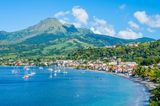Trendreiseziele 2021: Martinique, Karibik