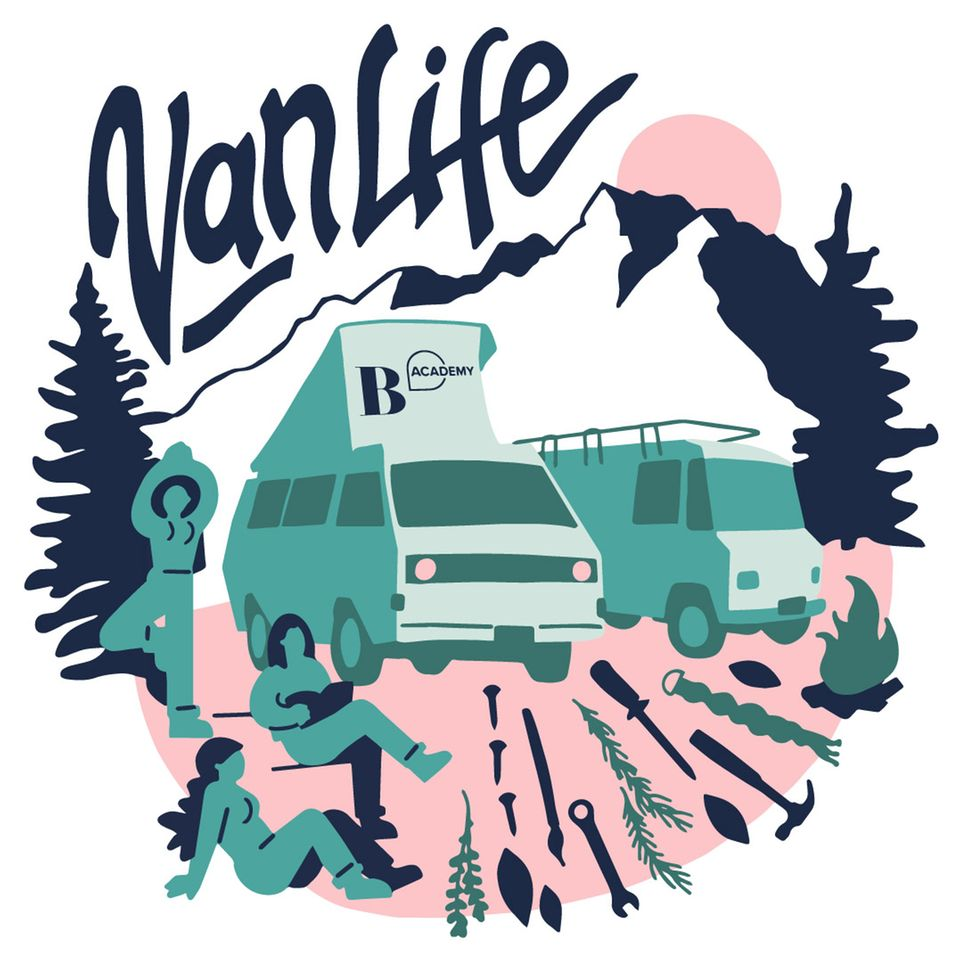 """Werdet Teil unseres einzigartigen """"Vanlife""""-Events ..."""