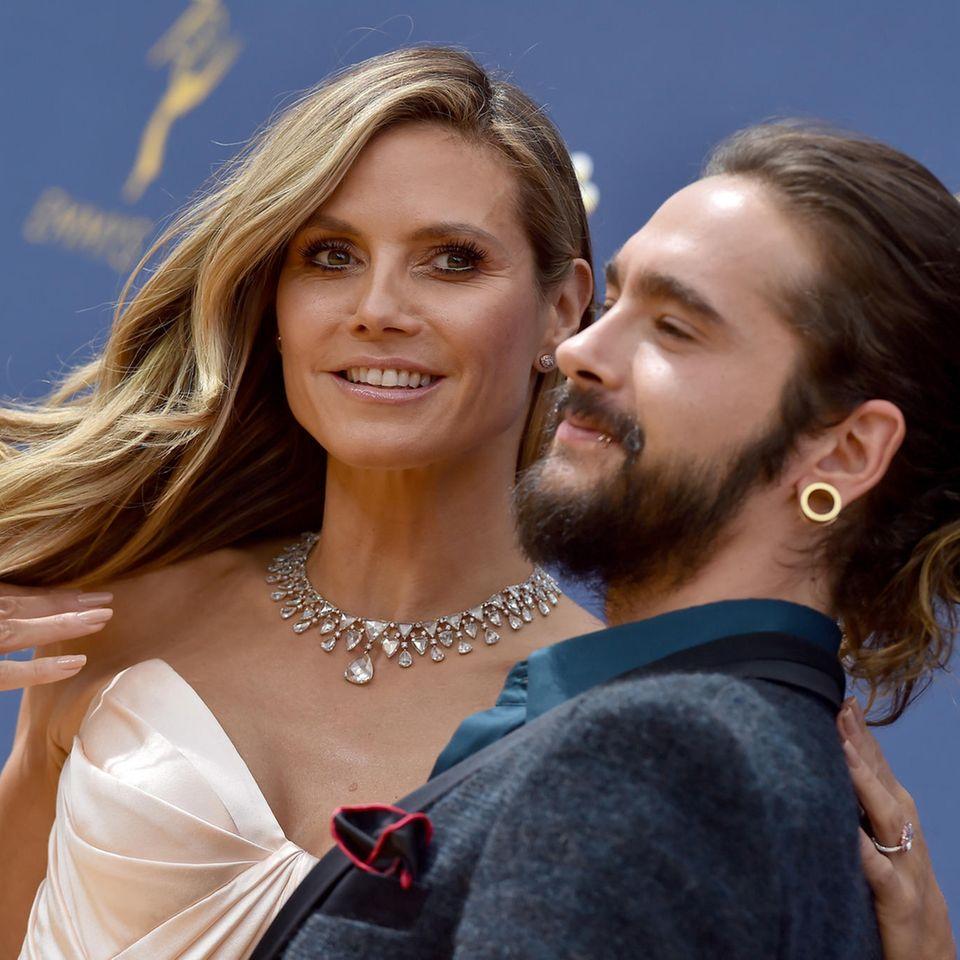 Heidi Klum: Neue Frisur für Tom