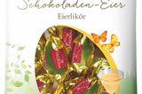 Food News: Favorina Gefüllte Zartbitter Schokoladen-Eier