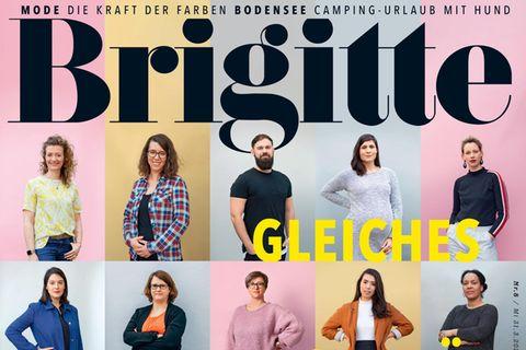 Heftvorschau Brigitte 08