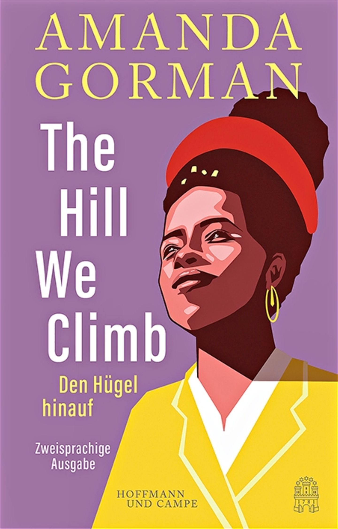 """Buchtipps der Redaktion: Buchcover """"The Hill we climb – Den Hügel hinauf"""""""