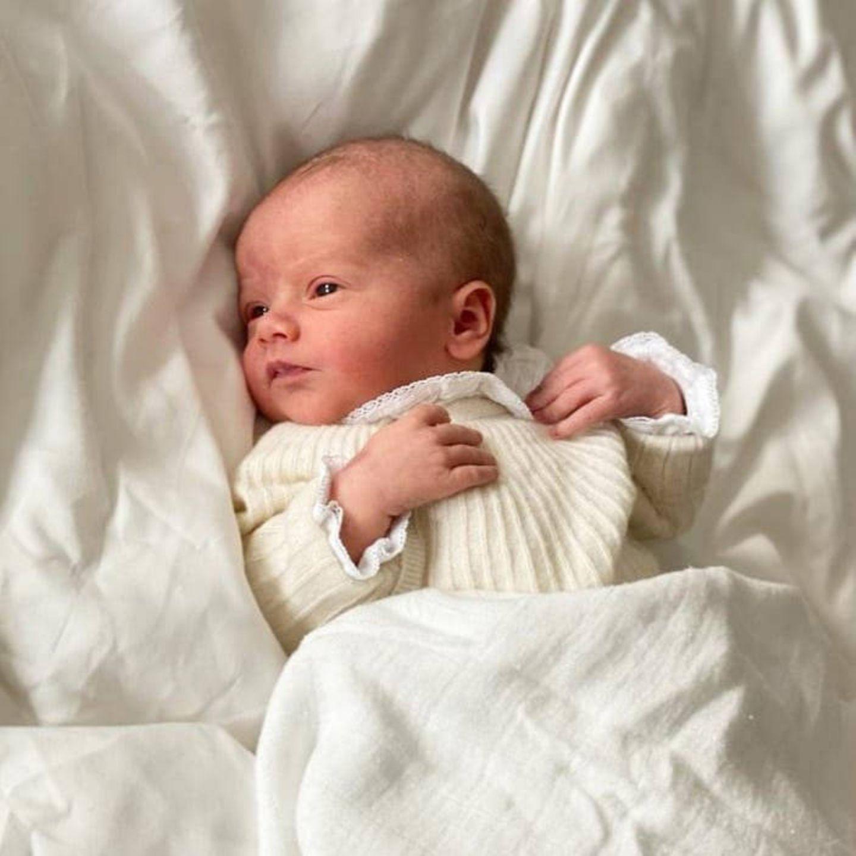 Royale Kinderfotos: Prinz Julian von Schweden