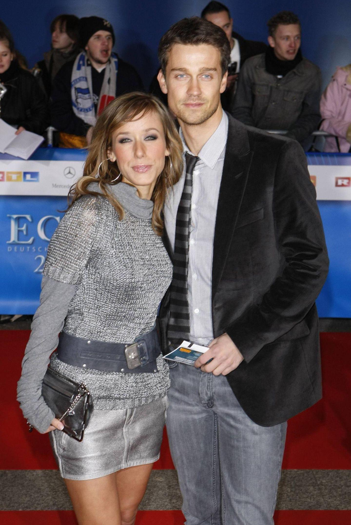 Promi-Paare: Annemarie und Wayne Carpendale
