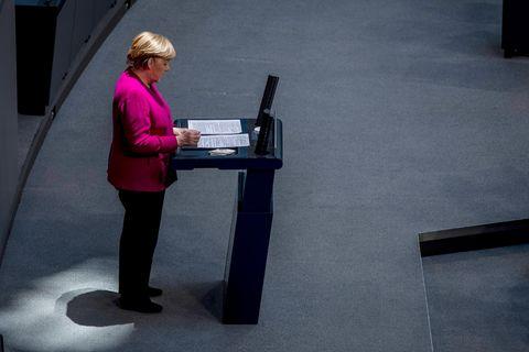 Angela Merkel: Nur noch ein halbes Jahr als Bundeskanzlerin