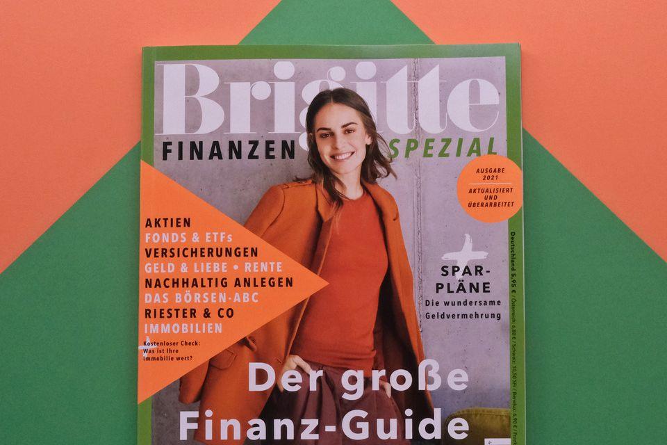 BRIGITTE Finanzen Spezial: Magazin