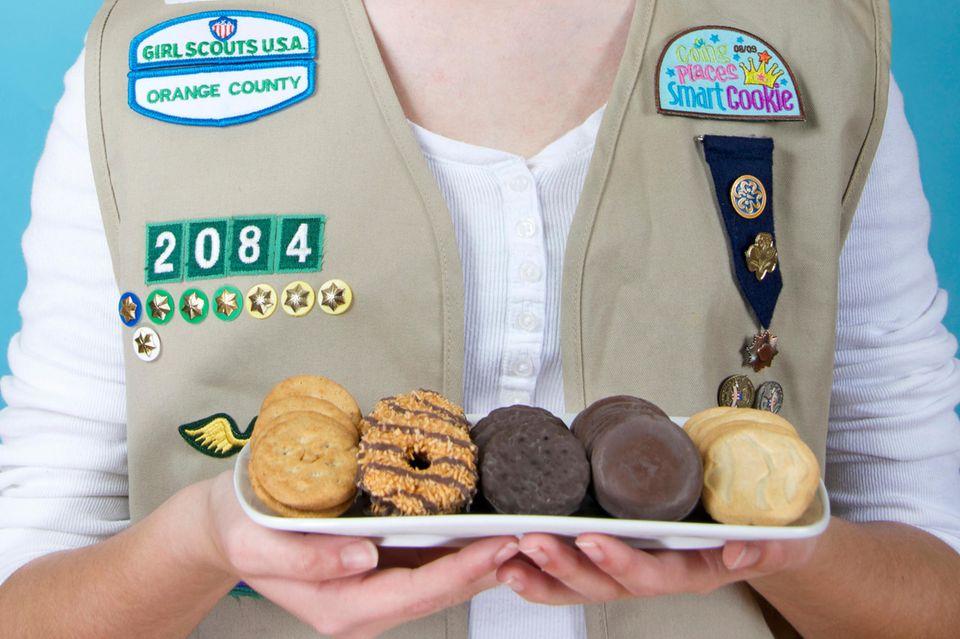 Spenden für krebskranke Kinder: Kekse