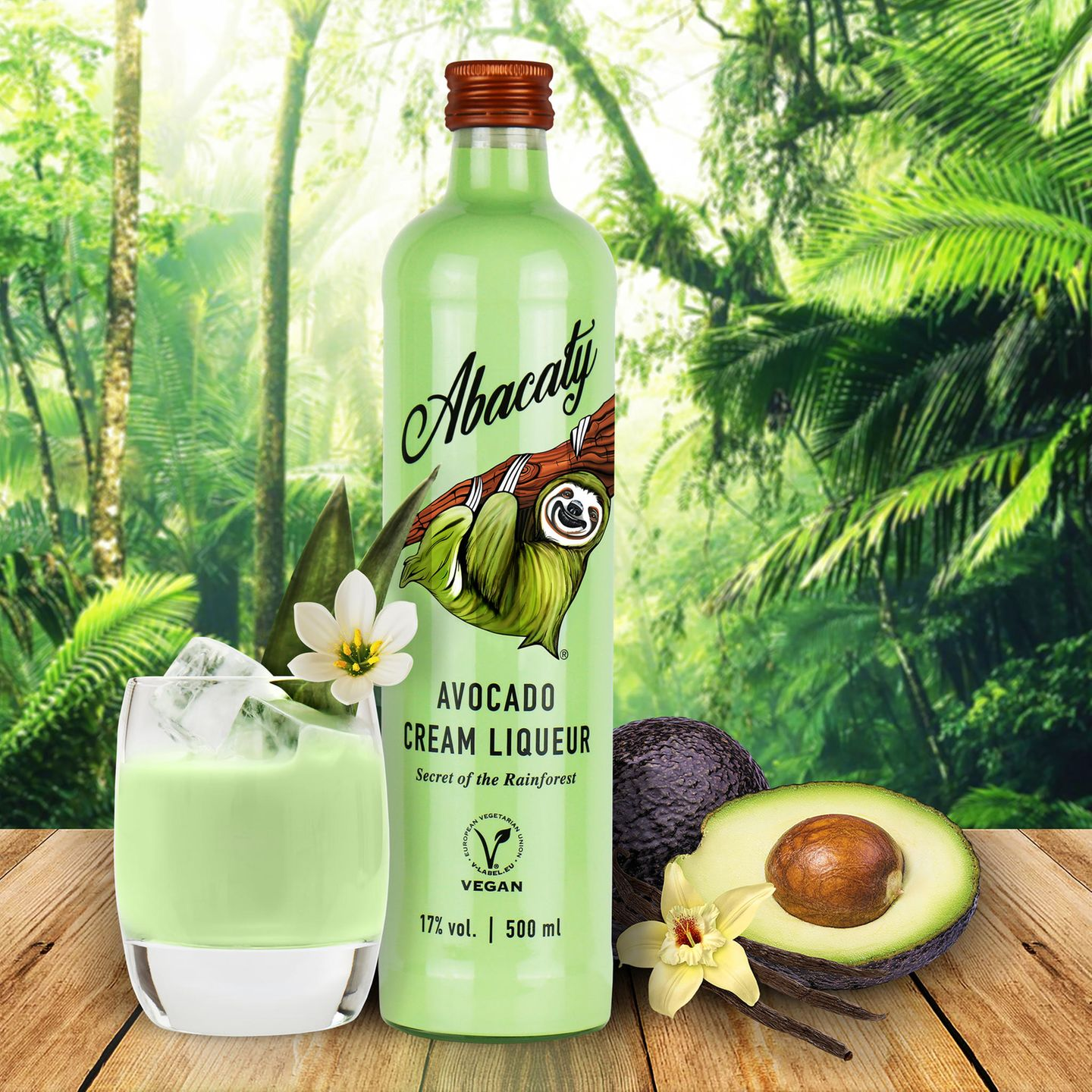 Food News: ABACATY Avocado Cream Liqueur
