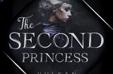 Buchtipps der Redaktion: Second Princess Cover