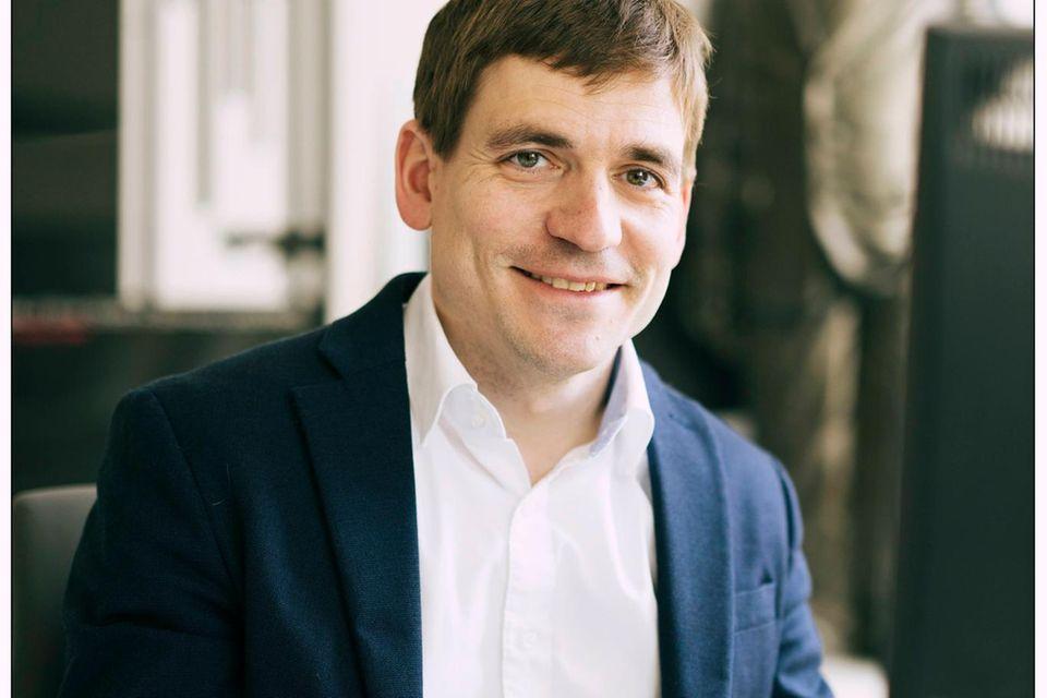 Paul Plener leitet die Kinder-und Jugendpsychiatrie derMedizinischen Universität Wien.