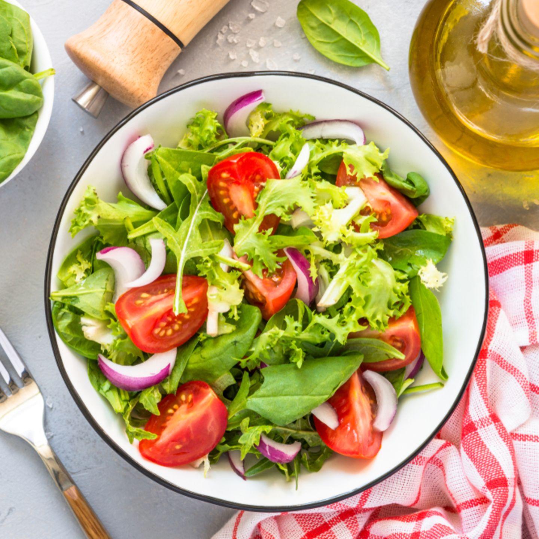 Ernährung ab 60: Salat