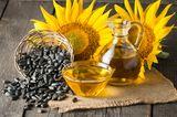 Ernährung ab 60: Sonnenblumenkerne