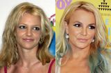 Augenbrauen der Stars: Britney Spears