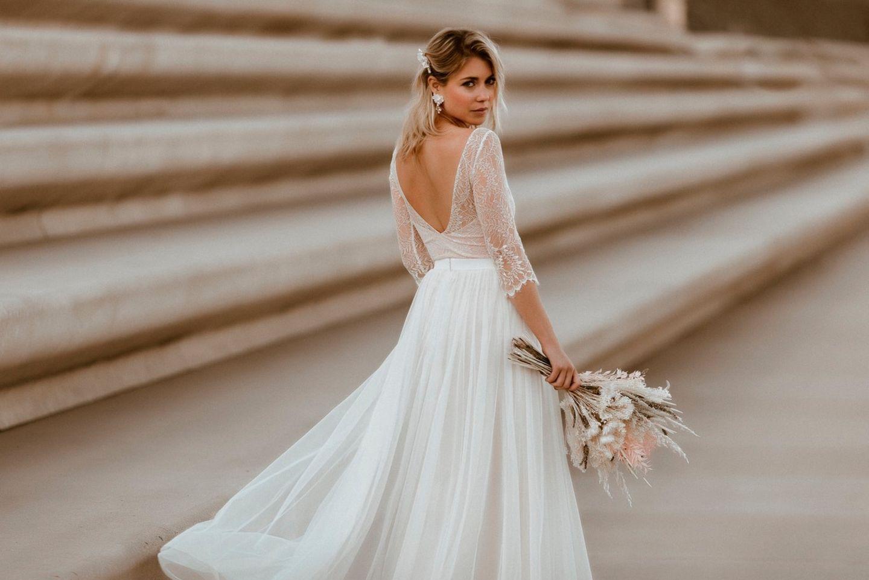 Wedding Award: Braut im Brautkleid