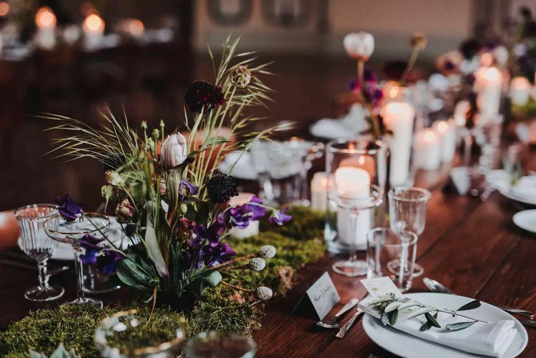 Wedding Award: Tischdekoration
