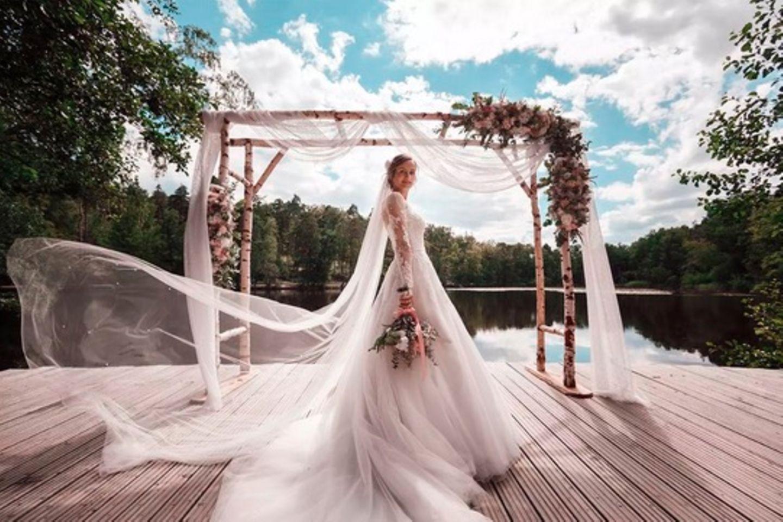 Wedding Award: Braut am See