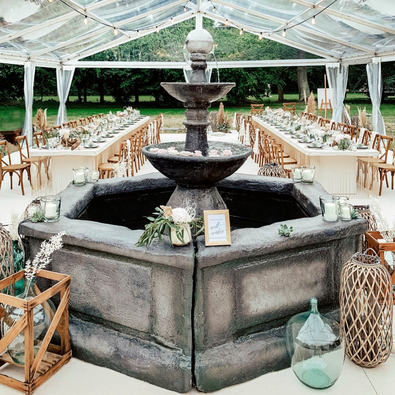 Wedding Award: Brunnen